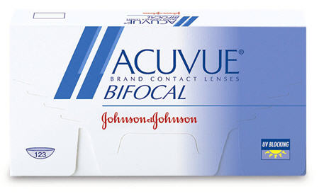 Blog: Acuvue Bifocal