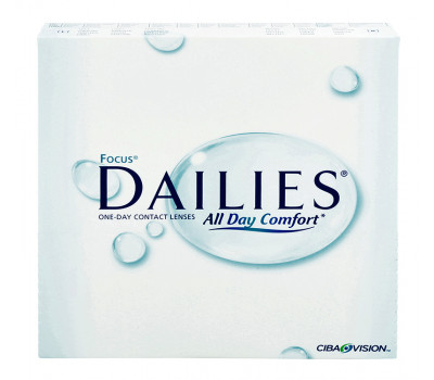Focus Dailies All Day Comfort™ 90 szt.