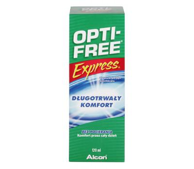 OPTI-FREE® Express® 120 ml