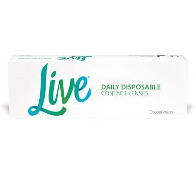 Live Daily Disposable 90 szt.
