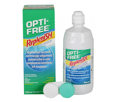 OPTI-FREE® Replenish® 120 ml