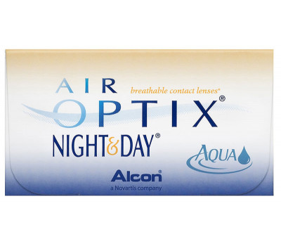 Air Optix Night & Day Aqua™ 3 szt.