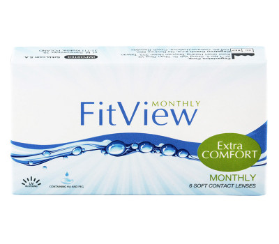 FitView Monthly 3 szt.