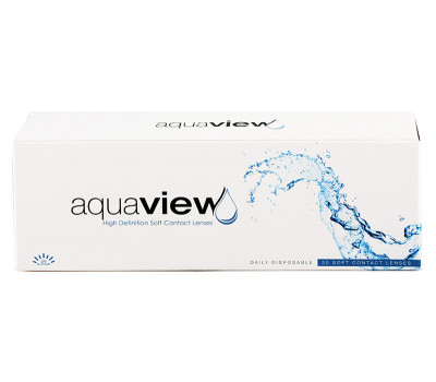 AquaView Daily 90 szt.