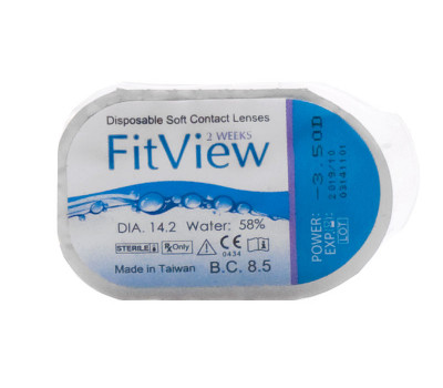 FitView 2 Weeks 6 szt