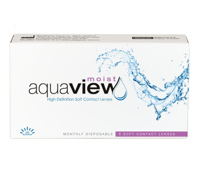 AquaView Moist 6 szt.
