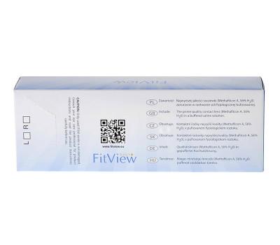 Zestaw startowy FitView Daily Plus 10 szt.