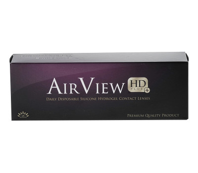 AirView HD Plus Daily 10 szt.