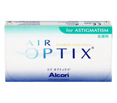 Air Optix for Astigmatism™ 3 szt