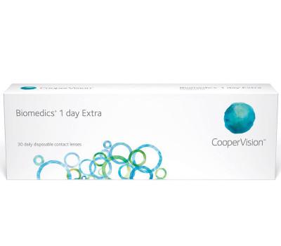 Biomedics 1 Day Extra 30 szt. moce ujemne