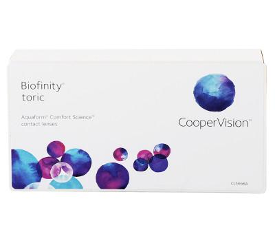 Biofinity Toric 3 szt.