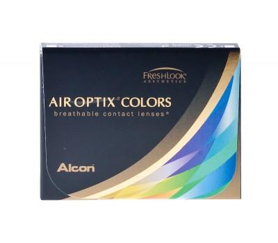 Air Optix® Colors 2 szt. - zerówki