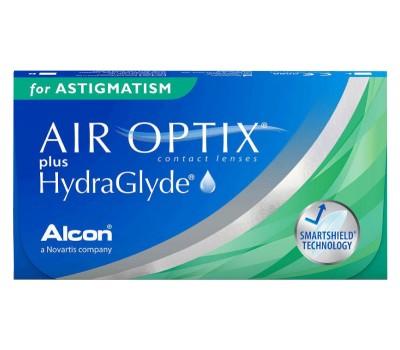 Air Optix® PLUS HydraGlyde® for Astigmatism 3 szt.