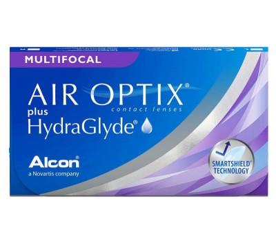 Air Optix® PLUS HydraGlyde®  Multifocal 6 szt.