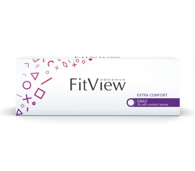 FitView Advance Daily 30 szt.
