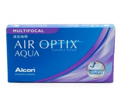 Air Optix® Aqua Multifocal 3 szt.