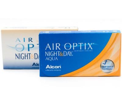 Air Optix® Night & Day® Aqua 3 szt.