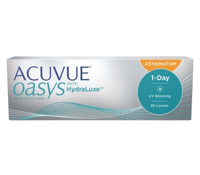 ACUVUE® OASYS 1-DAY for ASTIGMATISM 30 szt.