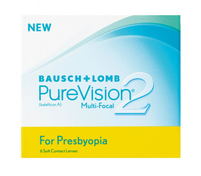 PureVision 2 HD for Presbyopia (Multifocal) 6 szt.