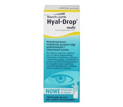 Hyal-Drop® multi 10 ml