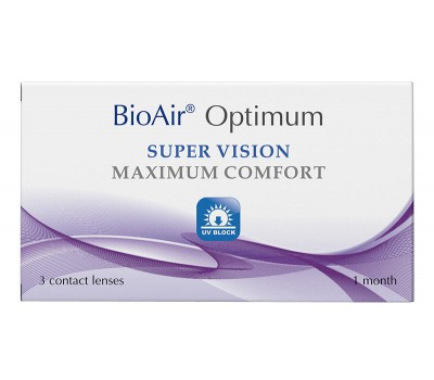 BioAir OPTIMUM 3 szt.