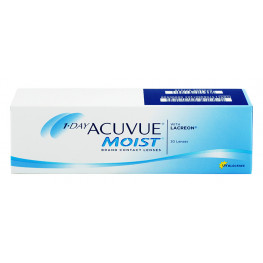 1-DAY ACUVUE® MOIST 30 szt.