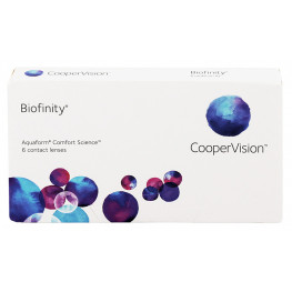 Zdjęcie: Biofinity 3 szt.