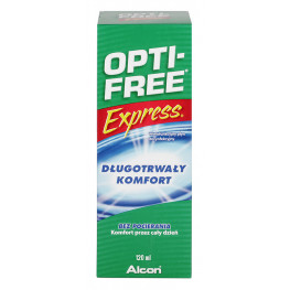 OPTI - FREE Express 120 ml