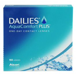 DAILIES AquaComfort Plus 90 szt.