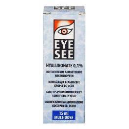 Eye See Hyaluronate 0,1%