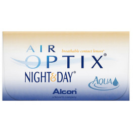Zdjęcie: Air Optix Night & Day Aqua™ 3 szt.