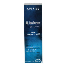 Avizor Unica Sensitive 350 ml. - Formuła 2 w 1