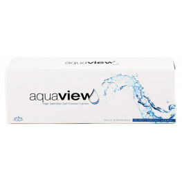 AquaView Daily 10 szt.