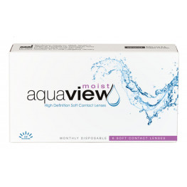 AquaView Moist 6 szt.