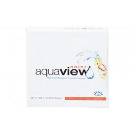 AquaView Color 2 szt. - zerówki
