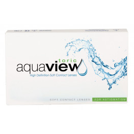 AquaView Toric 6 szt.