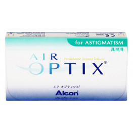 Zdjęcie: Air Optix for Astigmatism™ 6 szt