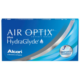Zdjęcie: Air Optix Plus HydraGlyde 6 szt.
