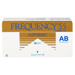 Frequency 55 Aspheric 6 szt.