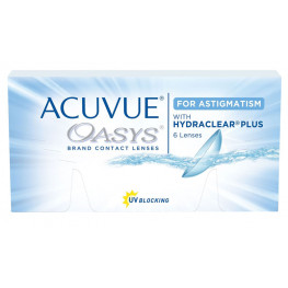 Acuvue Oasys for Astigmatism™