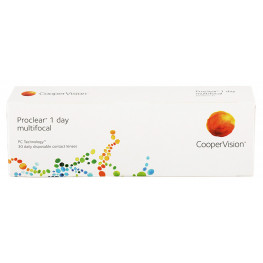 Proclear 1-Day Multifocal 30 szt.