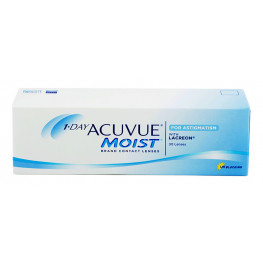 1-DAY ACUVUE® MOIST for ASTIGMATISM 30 szt.