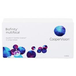 Zdjęcie: Biofinity Multifocal 3 szt. typ N