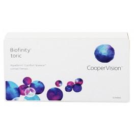 Zdjęcie: Biofinity Toric 3 szt.