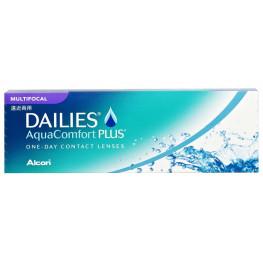 Zdjęcie: Dailies AquaComfort Plus Multifocal 30 szt.
