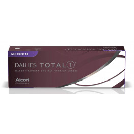 Dailies Total 1 Multifocal 30 szt.