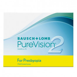 Zdjęcie: PureVision 2 HD for Presbyopia (Multifocal) 3 szt.