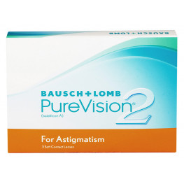 Zdjęcie: PureVision 2 HD for Astigmatism 3 szt.