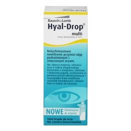 Zdjęcie: Hyal-Drop® multi 10 ml