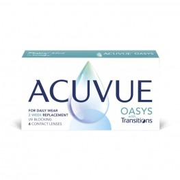 Zdjęcie: ACUVUE® OASYS with Transitions™